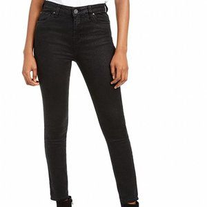 KUT from the Kloth Snake Mia ankle Skinny jeans 4